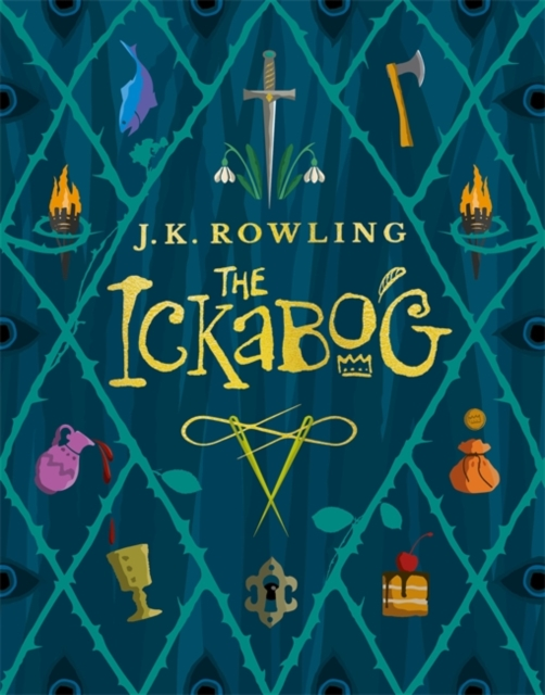 The Ickabog by J.K. Rowling | 9781510202252