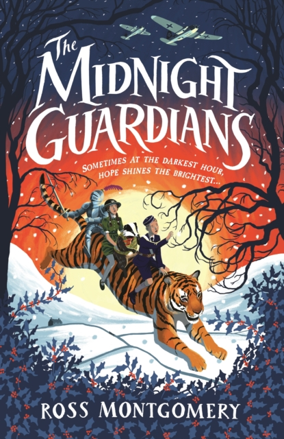 The Midnight Guardians by Ross Montgomery | 9781406391183