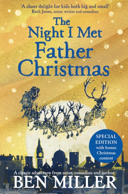 The Night I Met Father Christmas by Ben Miller | 9781471196607