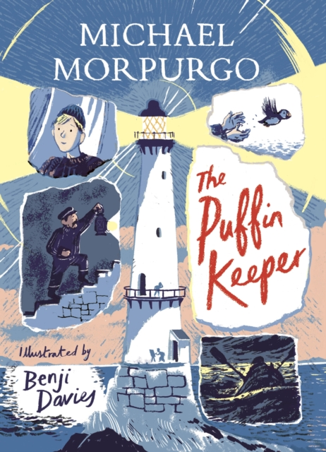 The Puffin Keeper by Michael Morpurgo, Benji Davies