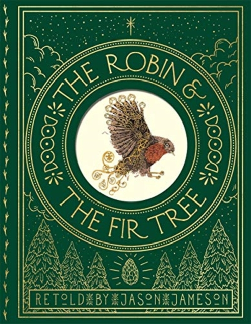 The Robin and the Fir Tree by Jason Jameson | 9781787414815