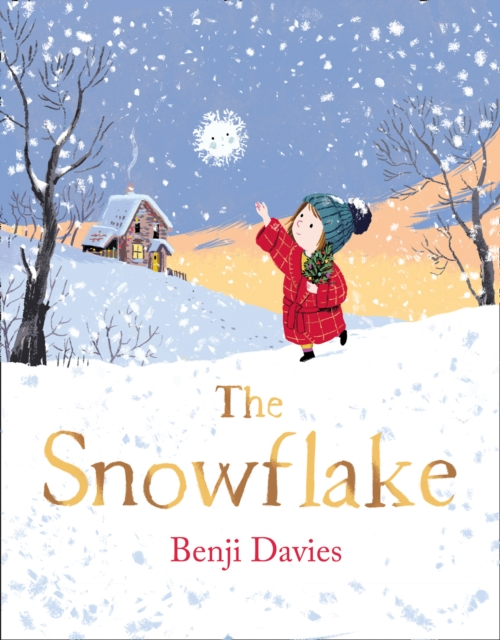 The Snowflake by Benji Davies | 9780008212810