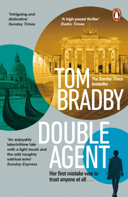 Double Agent by Tom Bradby | 9780552175531