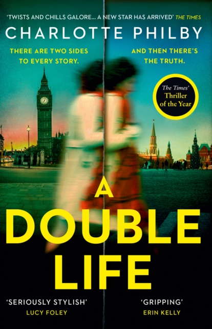A Double Life by Charlotte Philby | 9780008365219