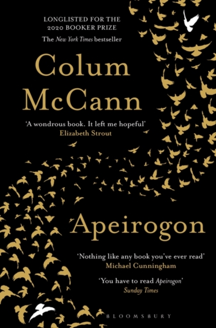 Apeirogon by Colum McCann | 9781526607898