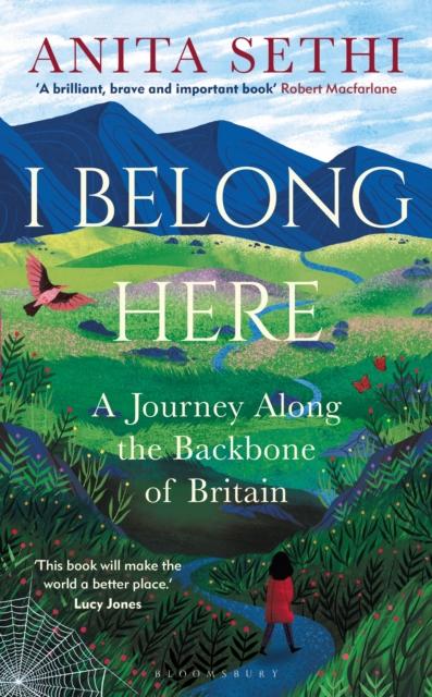 I Belong Here by Anita Sethi | 9781472983930
