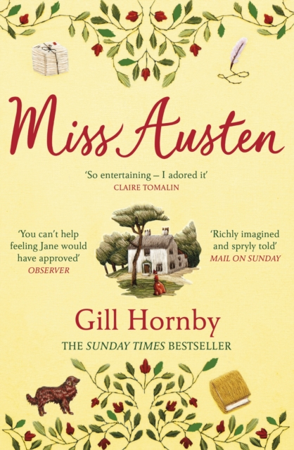 Miss Austen by Gill Hornby | 9781787462830