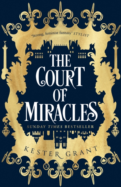 The Court of Miracles by Kester Grant | 9780008254803