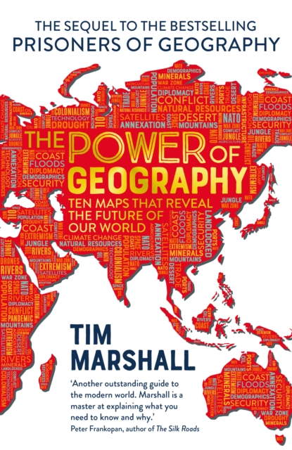 The Power of Geography by Tim Marshall | 9781783965373