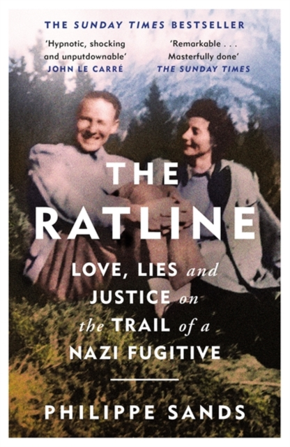 The Ratline by Philippe Sands | 9781474608145