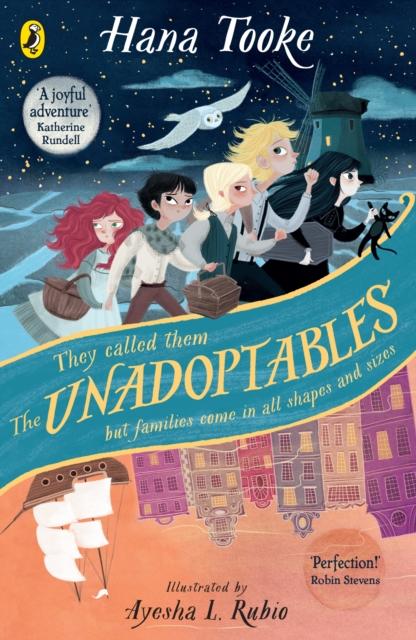 The Unadoptables by Hana Tooke, Ayesha L. Rubio | 9780241417447