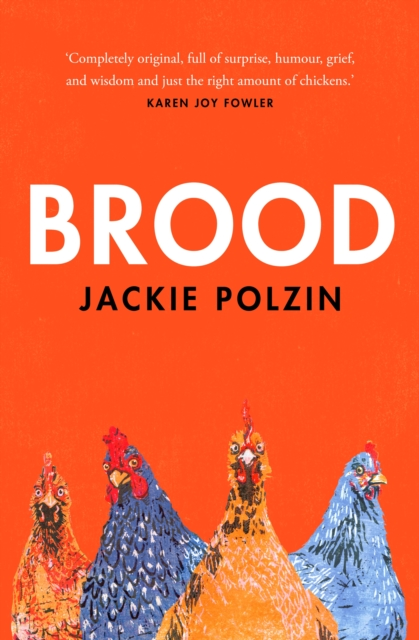 Brood by Jackie Polzin | 9781529055238