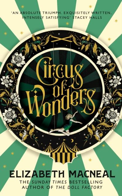 Circus of Wonders by Elizabeth Macneal | 9781529002539