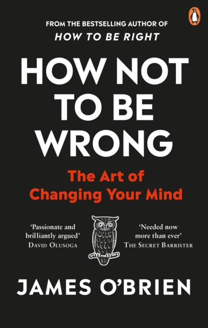 How Not To Be Wrong by James O'Brien | 9780753557716