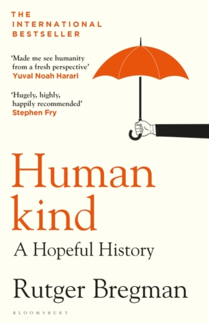 Humankind: A Hopeful History by Rutger Bregman | 9781408898956