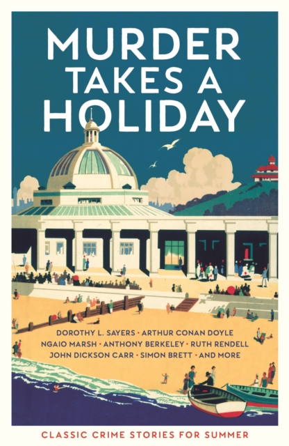 Murder Takes a Holiday by  | 9781788165754