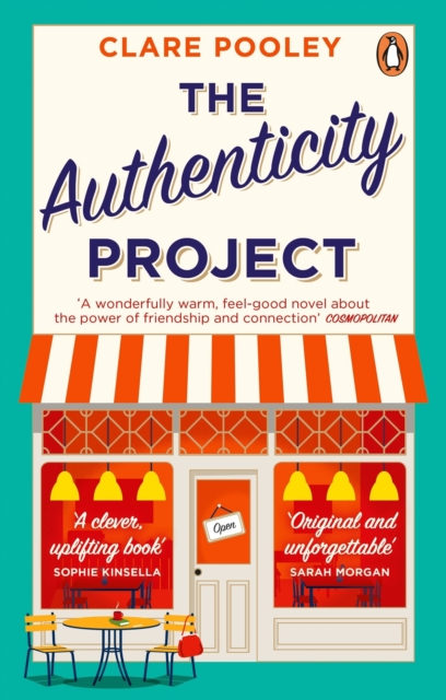 The Authenticity Project by Clare Pooley | 9781784164690
