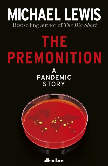 The Premonition by Michael Lewis | 9780241512470