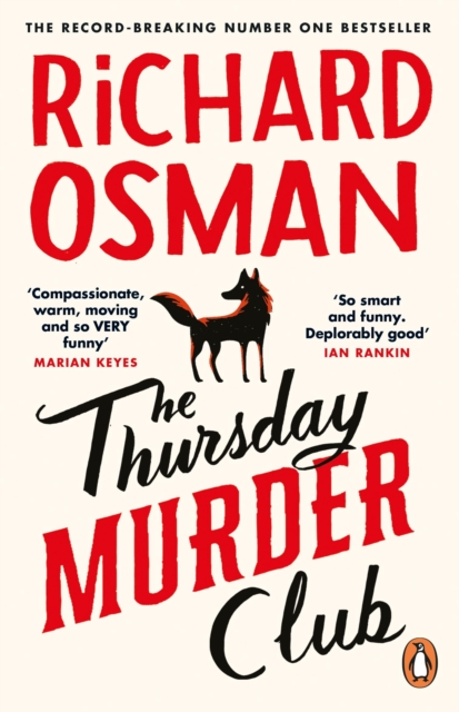 The Thursday Murder Club by Richard Osman | 9780241988268