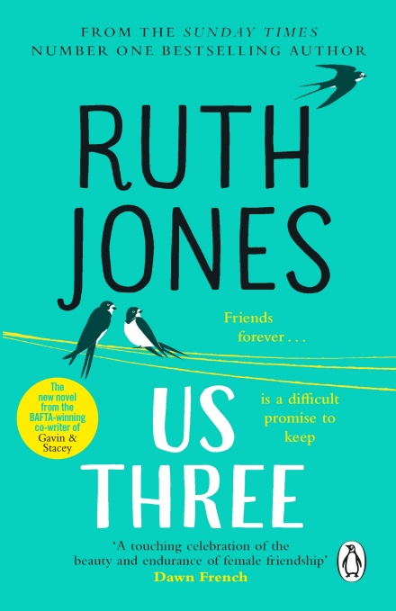 Us Three by Ruth Jones