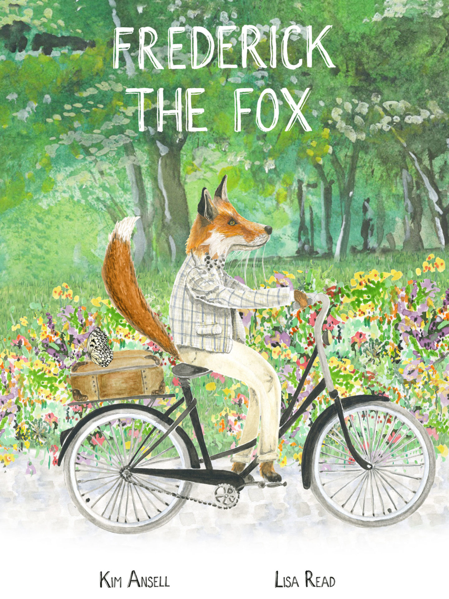 Frederick the Fox by Kim Ansell, Lisa Read