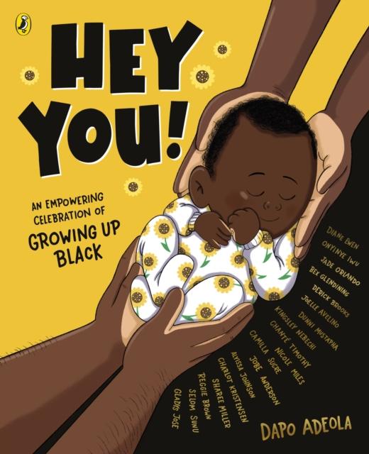 Hey You! by Dapo Adeola | 9780241521946