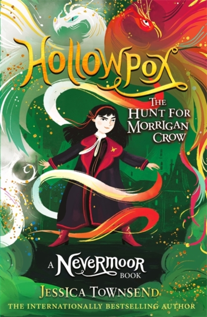 Hollowpox by Jessica Townsend | 9781510103863
