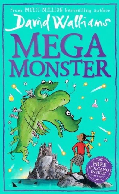 Megamonster by David Walliams