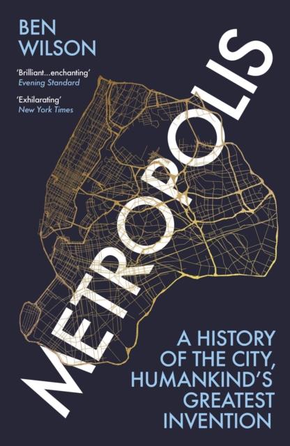Metropolis by Ben Wilson | 9781784707521