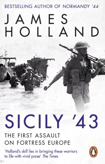Sicily '43 by James Holland | 9780552176903