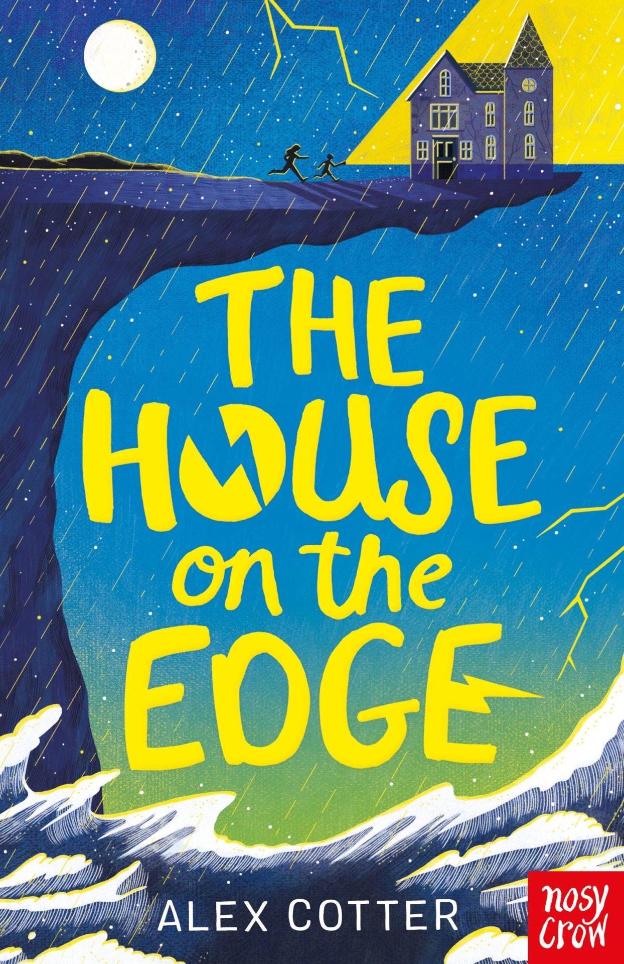 The House on the Edge by Alex Cotter