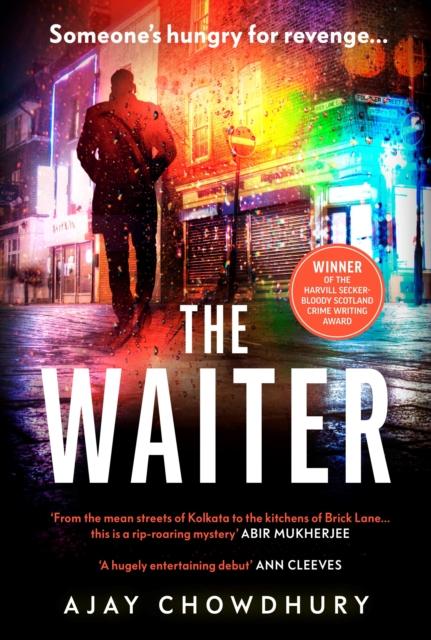 The Waiter by Ajay Chowdhury | 9781787302921