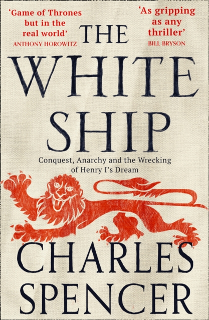 The White Ship by Charles Spencer | 9780008296841