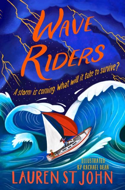 Wave Riders by Lauren St John | 9781509874248