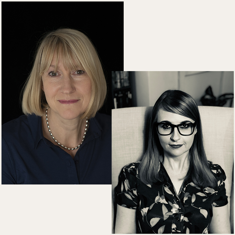 A virtual event with Clare Chambers and Helen Cullen   Talks and Events at the Marlow Bookshop