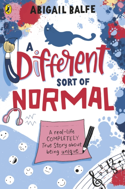 A Different Sort of Normal by Abigail Balfe | 9780241508794