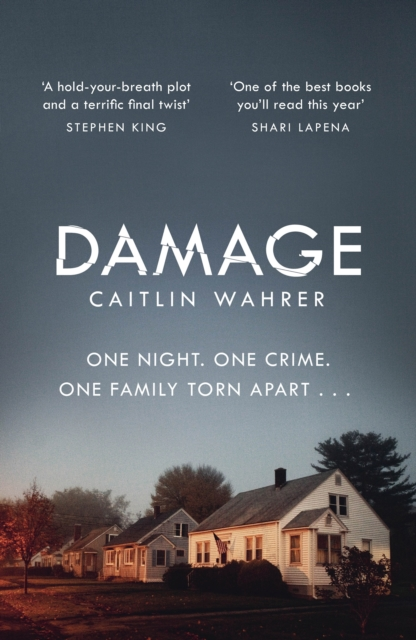 Damage by Caitlin Wahrer | 9780241451113