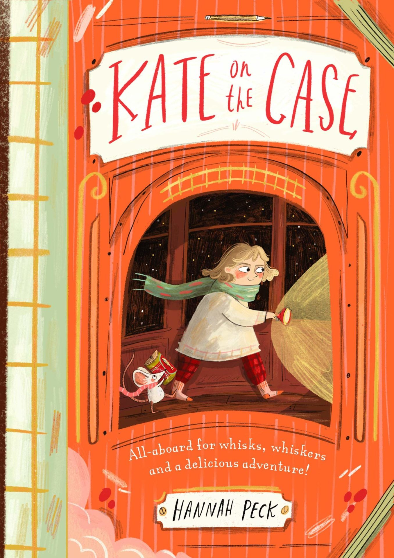 Kate on the Case by Hannah Peck | 9781848129702