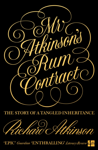 Mr Atkinson's Rum Contract by Richard Atkinson | 9780007509232