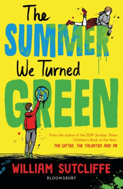The Summer We Turned Green by William Sutcliffe | 9781526632852