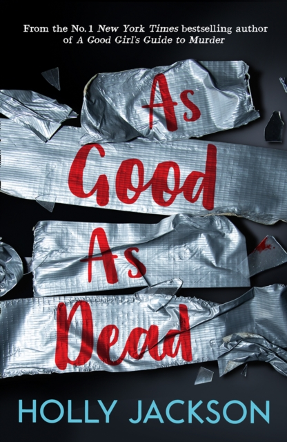 As Good As Dead by Holly Jackson   9781405298605