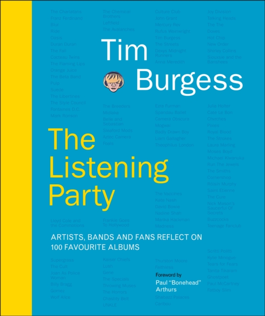 The Listening Party by Tim Burgess | 9780241514894