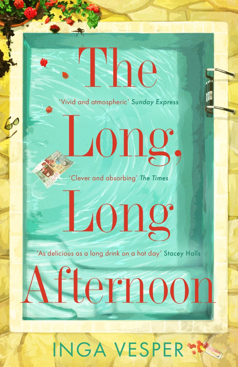 The Long, Long Afternoon by Inga Vesper | 9781838772284