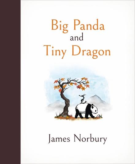 Big Panda and Tiny Dragon by James Norbury | 9780241529324