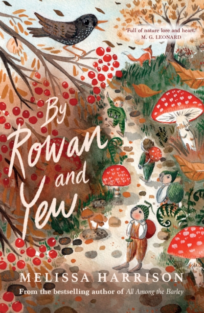 By Rowan and Yew by Melissa Harrison | 9781913322137