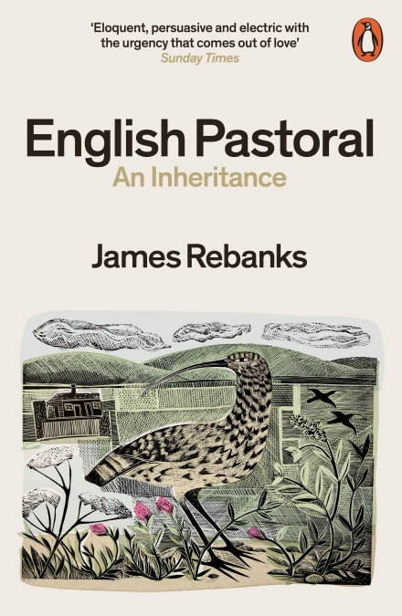 English Pastoral by James Rebanks   9780141982571