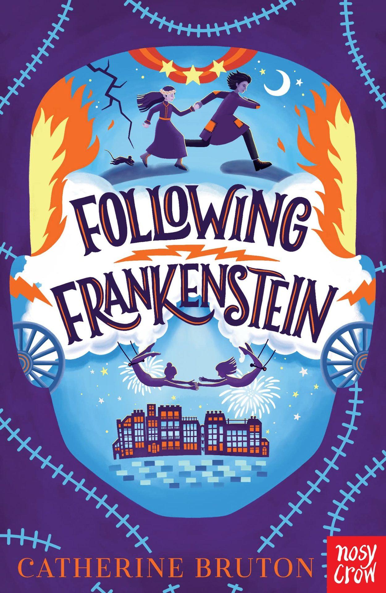 Following Frankenstein by Catherine Bruton | 9781788008440