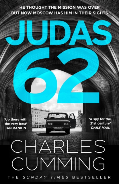 Judas 62 by Charles Cumming | 9780008363468