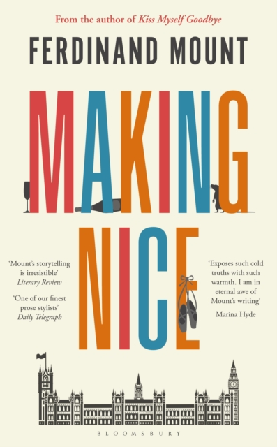 Making Nice by Ferdinand Mount | 9781472992871