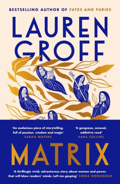 Matrix by Lauren Groff | 9781785151903